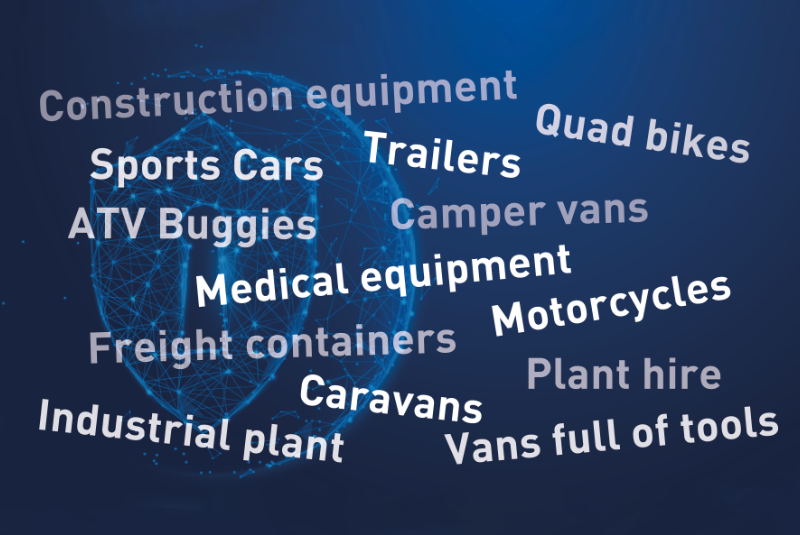 Construction Equipment Word Cloud